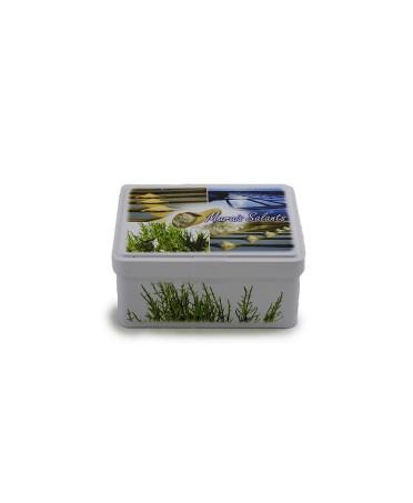 CARAMARAIS - Boîte Fer Caramels 'Marais Salants' 150g