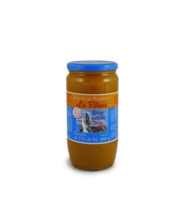 SOUPEPOISSON - Soupe de Poisson 800g
