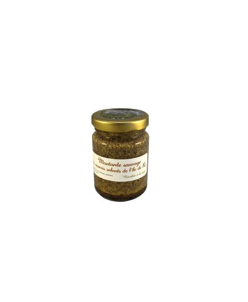 Moutarde Sauvage des marais salants de l'Île de Ré