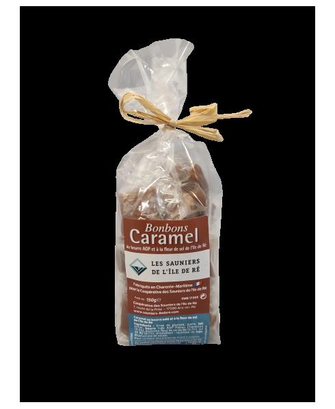 CABO150G10LS Bonbons De Caramel Au Beurre AOP Et À La Fleur De Sel 150g