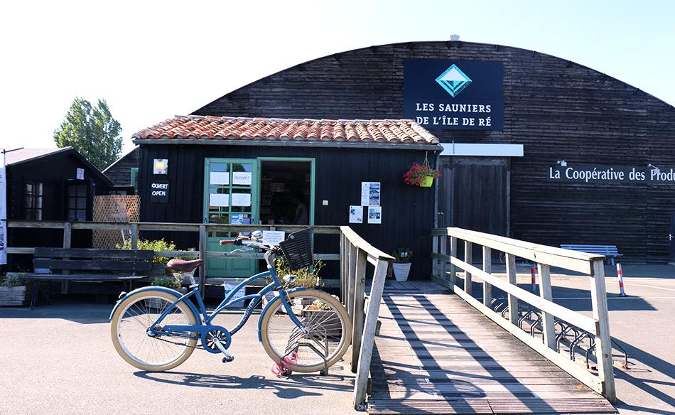 Boutique de la Coopérative: La Cabane des Sauniers